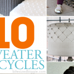 10 Gorgeous Sweater Upcycle Projects to Make