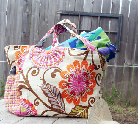 Giant Beach Bag Tote