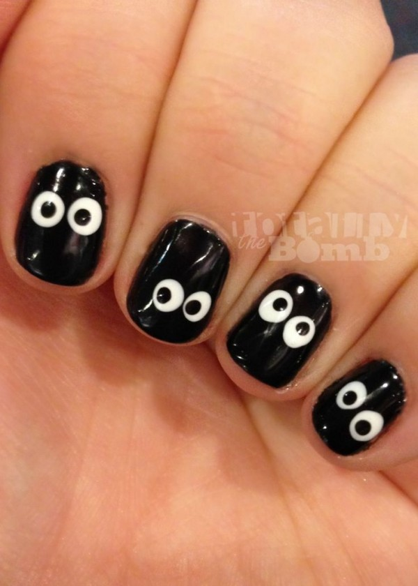 Eyeball Nails