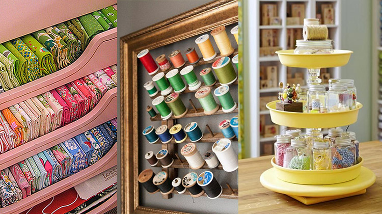 craft room organization 11 drool worthy craft room organization ideas 1632