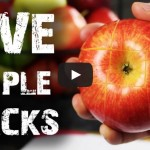 Are You Already Cutting Apples This Way? Genius Tip!