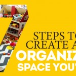 7 Steps to Organizing Chaos (in the playroom and beyond!)