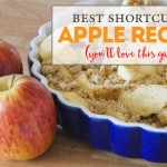 A Shortcut to Homemade Apple Pie!