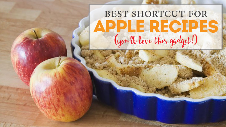 Apple Recipes Shortcut - such a great tool!
