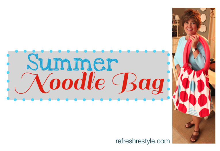 summer Noodle Bag