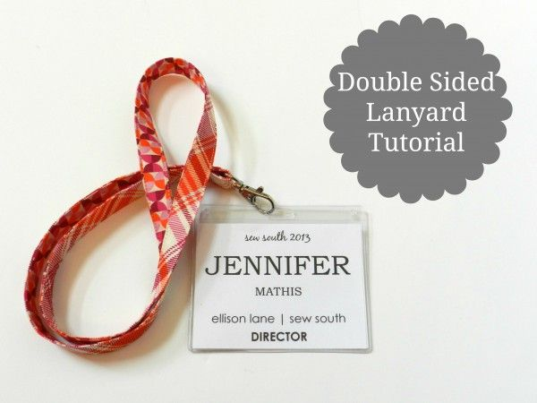 lanyard tutorial
