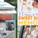 How to Hold on to Sweet Summer Memories!