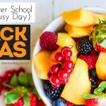 9 Healthy After-School Snacks Your Kids Will LOVE