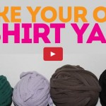 Make Your Own Continuous T-Shirt Yarn!