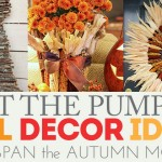 Past the Pumpkin… Fall Decor to Span the Autumn Months!