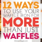 Mouth Watering Waffle Iron Recipes (for more than just Waffles!)