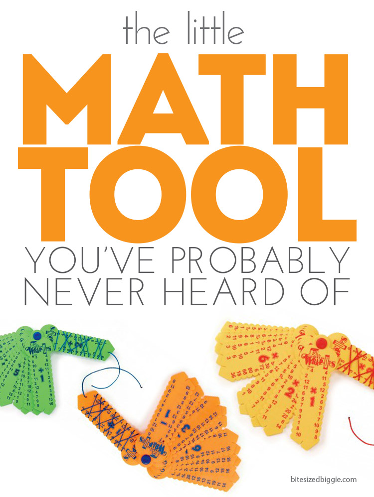 Wrap-ups! The little math practice tool you've probably never heard of!