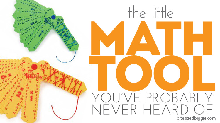 The little math practice tool you've probably never heard of! Wrap-ups!