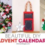 Countdown to Christmas: Beautiful DIY Advent Calendars