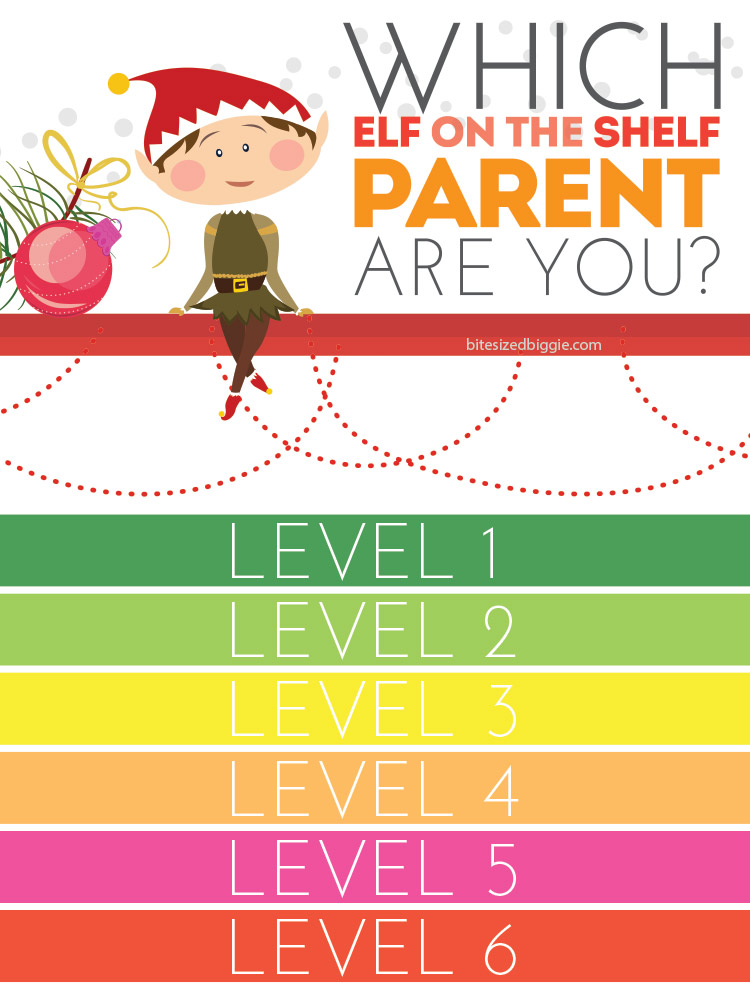 Find out! Which Elf on the Shelf Parent are YOU?