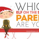 Which Elf on the Shelf Parent Are You?