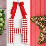 9 Unusual Holiday Wreaths