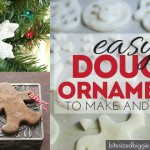 Easy Dough Ornament Ideas