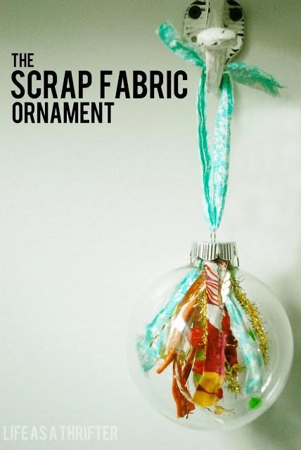 scrap ornament