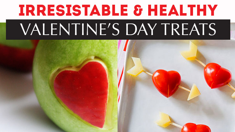 Healthy Valentine's Day Snack Ideas copy