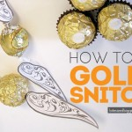 How to Make Golden Snitches for a Harry Potter Party