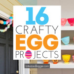 Outside the Basket – Plastic Egg Ideas