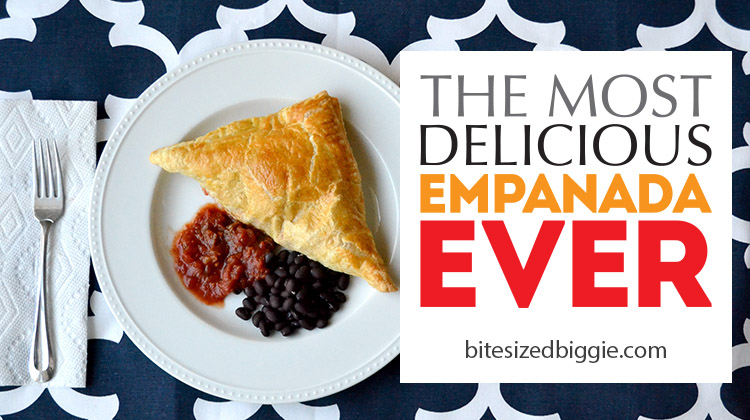 The most delicious empanada recipe - you won't believe what's in 'em!