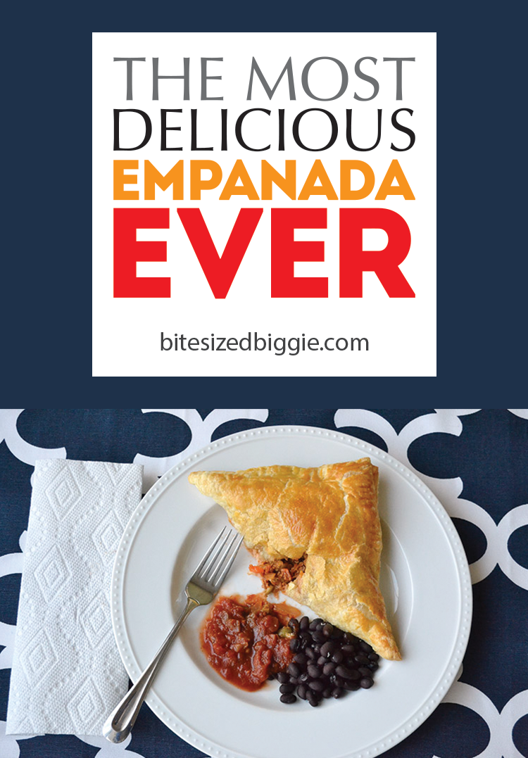 These are the MOST delicious Empanadas - you won't believe what's in 'em!