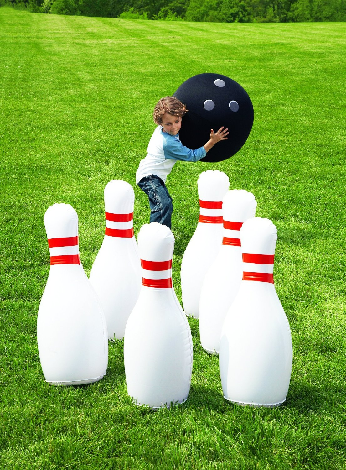 Inflatable Giant Bowling