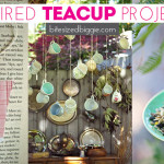 Teacup Inspired DIY Project Ideas