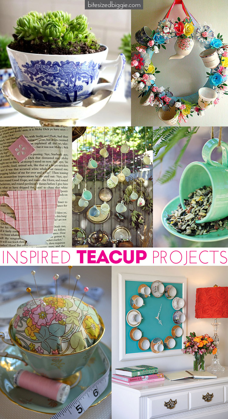 teacup inspired diy project ideas bite sized biggie