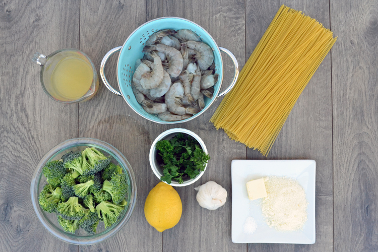 shrimp-scampi-ingredients