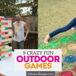9 Ridiculously Fun Outdoor Games
