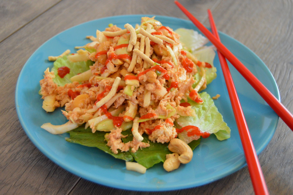 Sriracha Chicken Salad