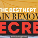 The Best Kept Stain Removal Secret