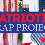 Patriotic Scrap Projects