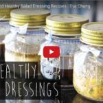 4 Delicious Salad Dressing Recipes