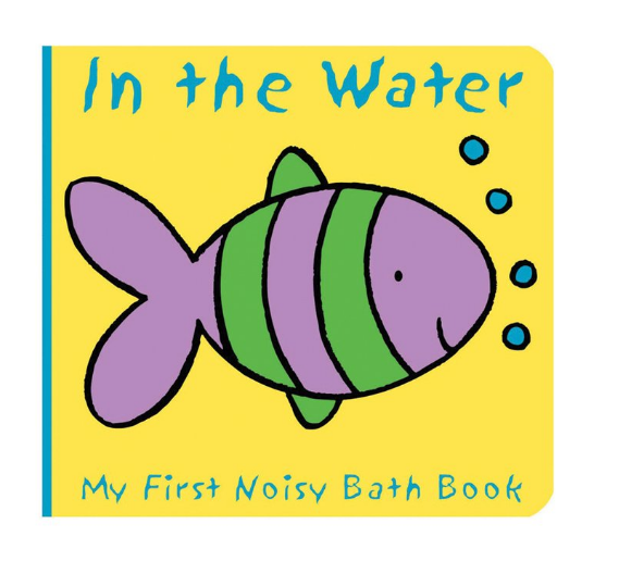 in-the-water-bath-book