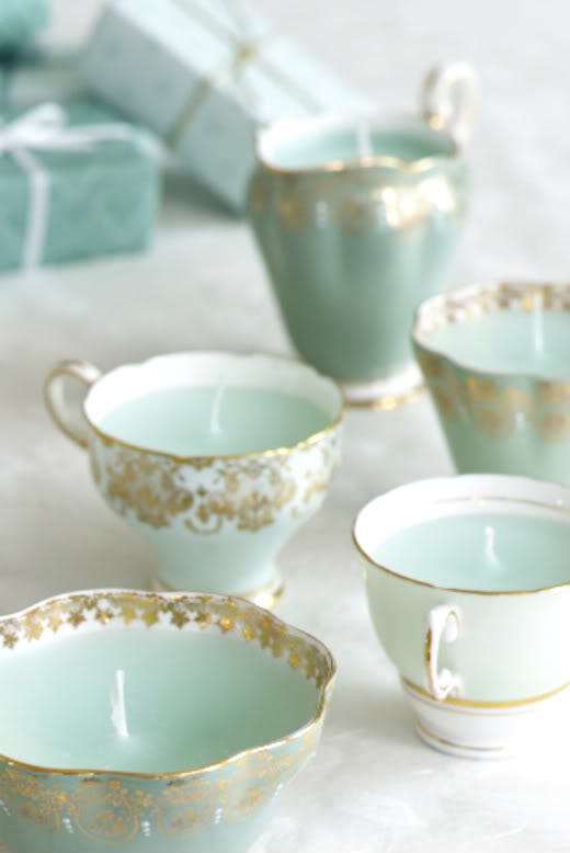 diy-teacup-candles