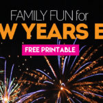 How to Have a Fun, Family Friendly New Year's Eve