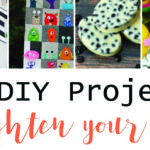 Colorful DIY Project Ideas