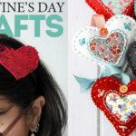 Valentine's Day Craft Ideas