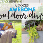 A Dozen Awesome Outdoor DIY Projects