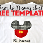 DIY Family Disney Shirts