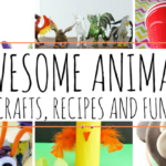 Awesome Animal Crafts and Projects!