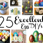 25 Egg-cellent Egg Projects