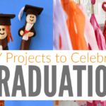 10 DIY Ways to Celebrate Graduation!