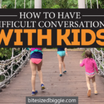 How to have difficult conversations with your kids