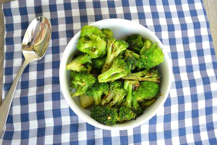 Seared Broccoli