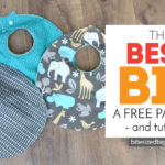 FREE Pattern for The Best Baby Bib